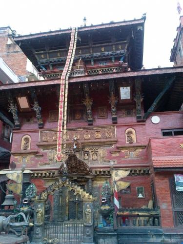 Népal, Kathmandu, Alliance Francaise,
