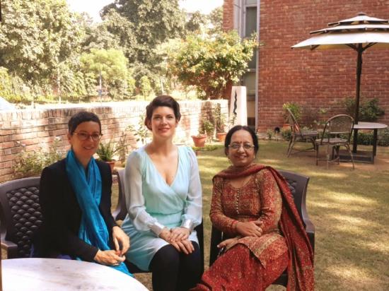 maud Andrieux, Marguerite Duras, TMD, Théâtre Marguerite Duras, Alliance Française de Madras, Inde, India Tour, Chennai,